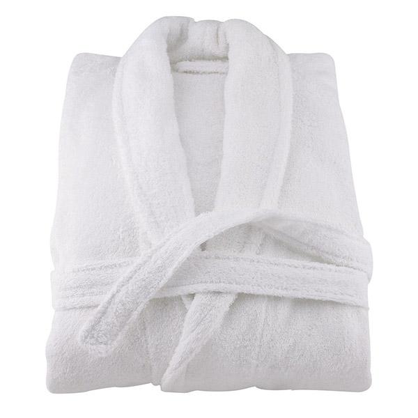 халат махровый с шалькой для гостиниц